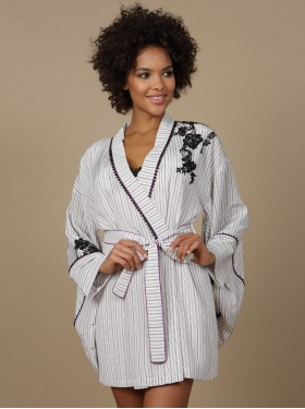 Negligee Icone Print
