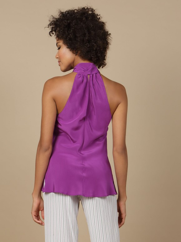 Marjolaine - Tank top Indiscrete 3IND4101 Aster