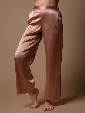 Trousers Louve Blush/Noir
