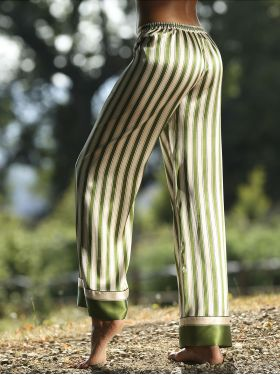 Trousers Lana Olive