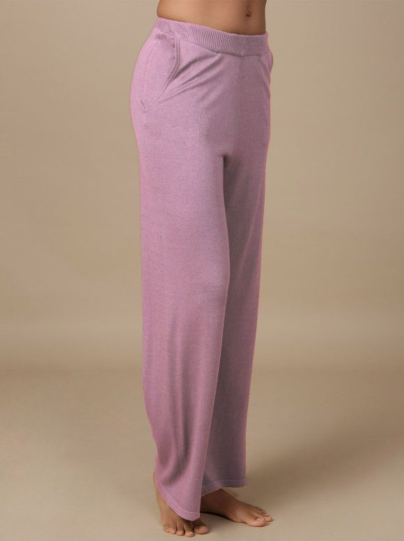 Marjolaine - Trousers Intime 9INT5801 Jacinthe